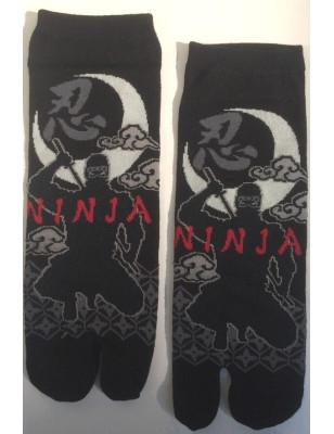 Chaussettes Tabis de Ninja unisex