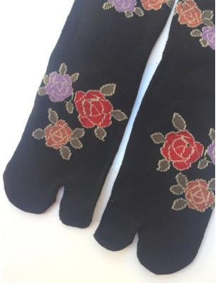 Chaussettes Tabis Rosier Japonais