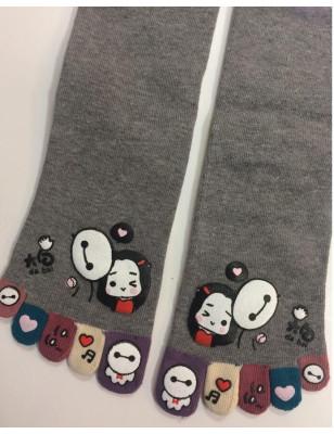 chaussettes 5 doigts manga les copains copines