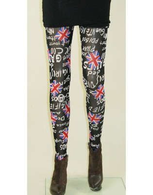 Legging British Anarchiste