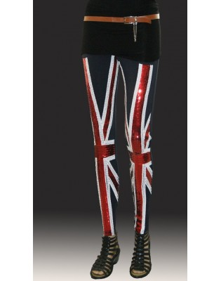 Legging British Flag