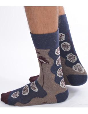 Chaussettes homme Berthe aux grands pieds Pissenlit