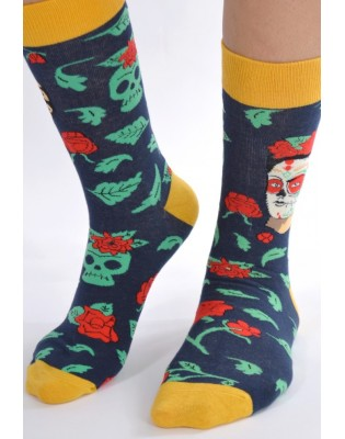 art socks frida kahlo romantique