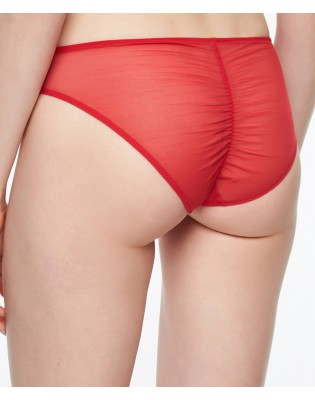 Slip Encense moi Rouge Chantal Thomass