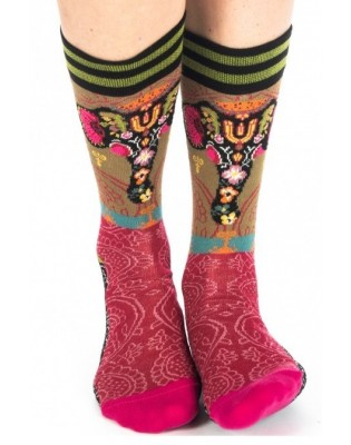 Chaussettes tendance Bollywood Dub et Drino