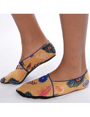 chausson tendance ixli imprimé