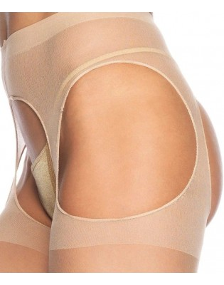 collant leg avenue transparent ouvert