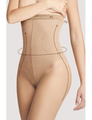 collant taille haute affinant Fiore bikini 20