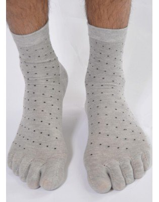 Chaussettes 5 doigts homme