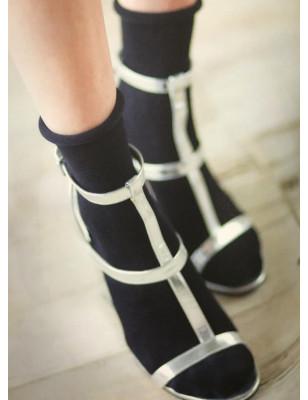 Chaussettes non comprimantes Hudson coton léger