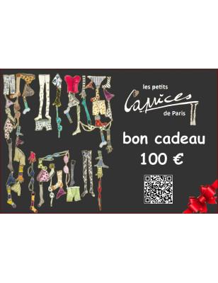 Carte Cadeaux 100 Euros...