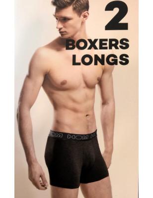 Lot 2 Boxer Coton long Hom