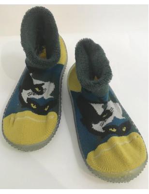 Shoes berthe aux grands pieds chats