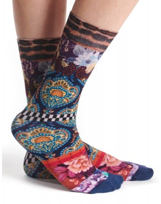 Chaussettes Bambou...