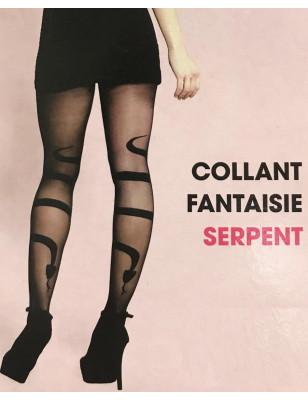 Collant serpent