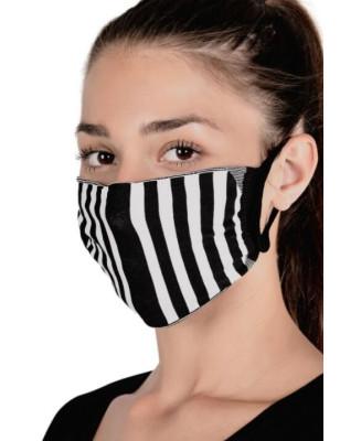 Masques emilio cavallini unisex rayés