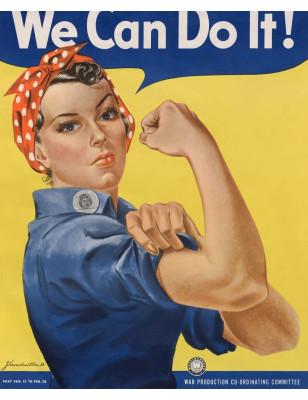 Josie la riveteuse we can do it
