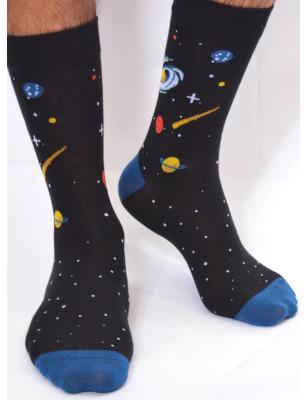 Chaussettes système solaire...