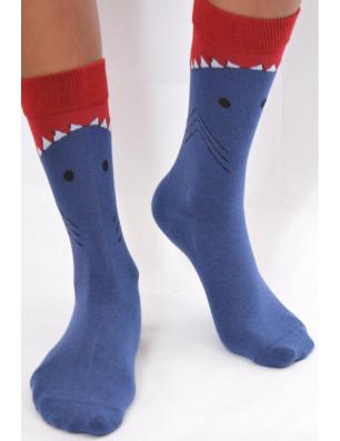 chaussettes monstres qui dévorent les pieds