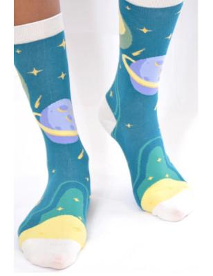 Chaussettes Planète Uranus...