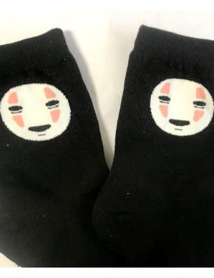 chaussettes le monstre de chihiro