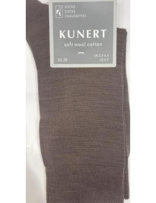 Chaussettes laine et coton...