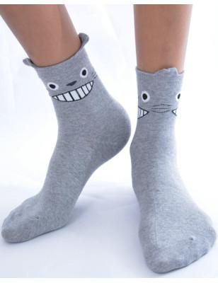 Chaussettes Totoro le chat bus