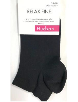 Relax fine Hudson socquette noir