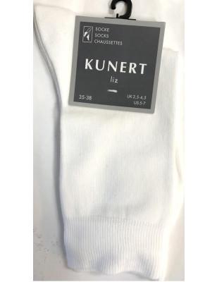 Chaussettes presque pur coton Liz Kunert femme
