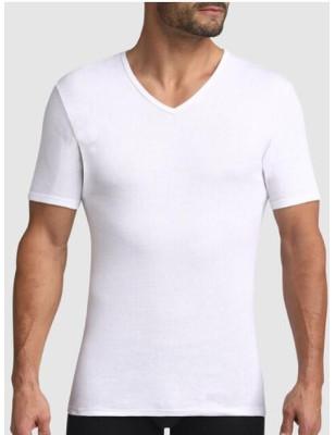 T shirt col rond pur coton eco dim