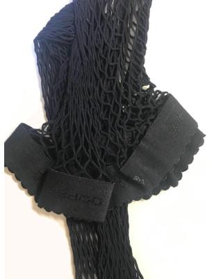 collant resille noir Dore Dore