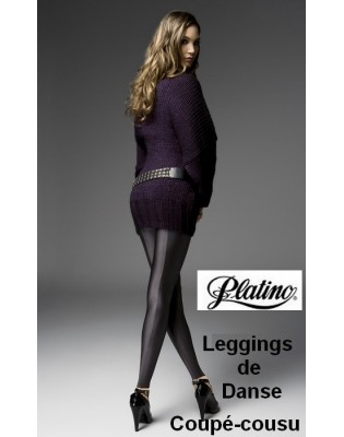 Leggings de danseuse Platino