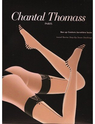 bas up Chantal thomass couture laçée