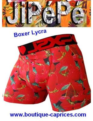 Boxer Jipépé Salade de Fraises