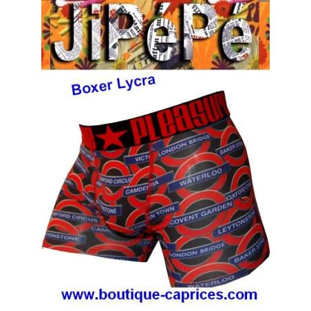 Boxer Homme Jipépé london 's Subway