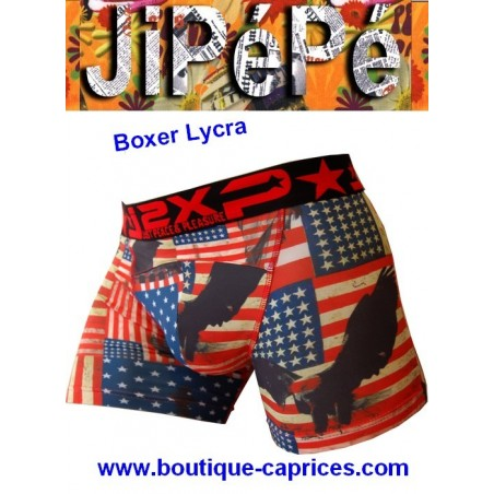 Boxer Homme Jipépé viva america