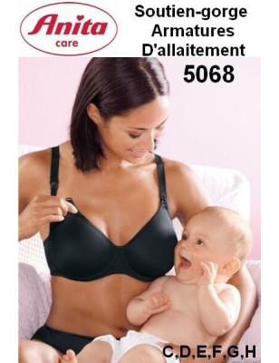 Soutien Gorge Allaitement Anita 5068 Noir