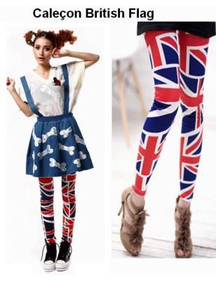 Legging Union Jack