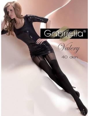 Collant Gabriella Valery porte jarretelles