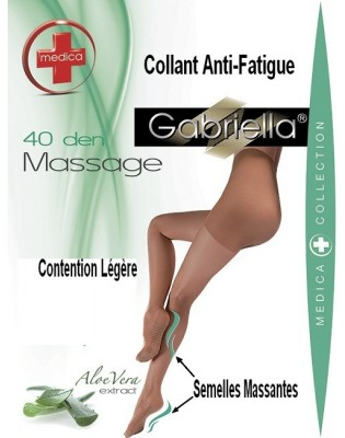 Collant de massage Relaxant 40 den