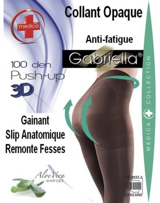 Collant Push up Gainant 100 den