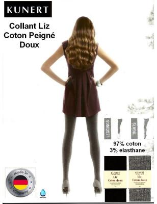 Collant  coton Liz Kunert