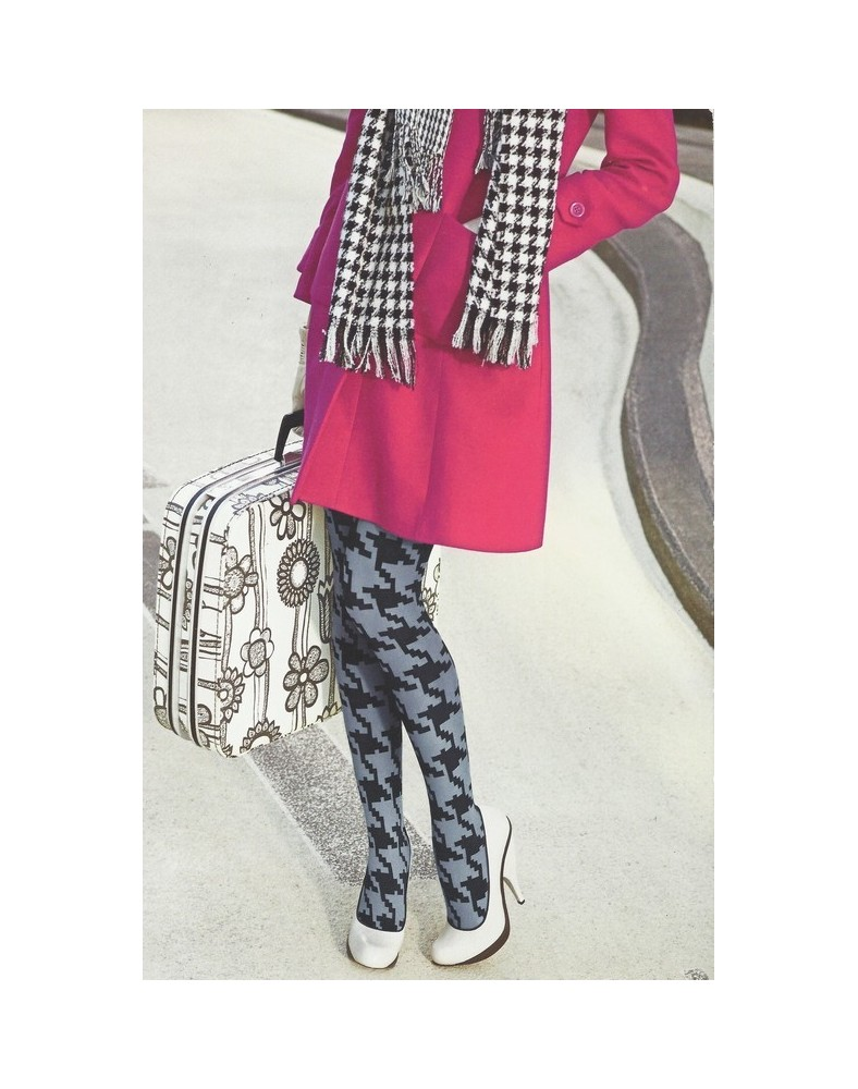 Collant Le Bourget Anasthasia Gris