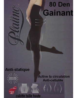 Collant Gainant Minceur Platino