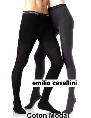 Collant coton Unisex Emilio Cavallini