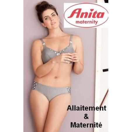 Slip Matenity Anita 1434 Gris pois