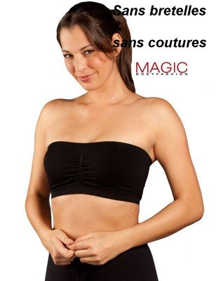 Bandeau Push up  Magic body fashion