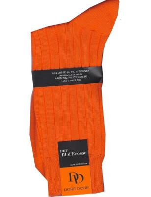 Chaussettes Doré-Doré pur fil d'ecosse