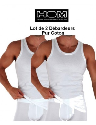 Debardeur Pur coton HOM