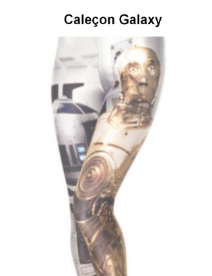 Caleçon Galaxy Star Wars